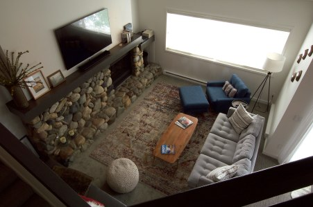 Living Room from Loft